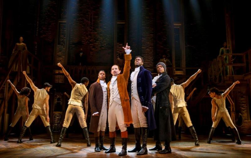 BWW Review: The Smash Hit HAMILTON Opens At The Music Hall in Kansas City