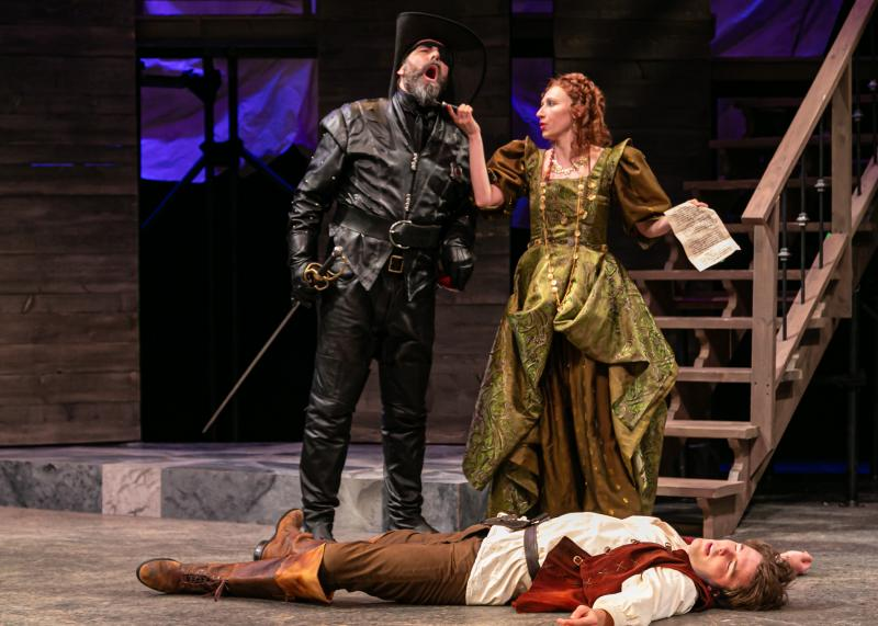 BWW Review: Ken Ludwig's THE THREE MUSKETEERS at STNJ-A Rousing and Wonderful Show for Metro Audiences to Enjoy