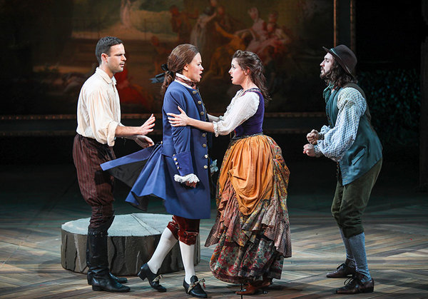 Photos: The Old Globe Presents Shakespeare's AS YOU LIKE IT