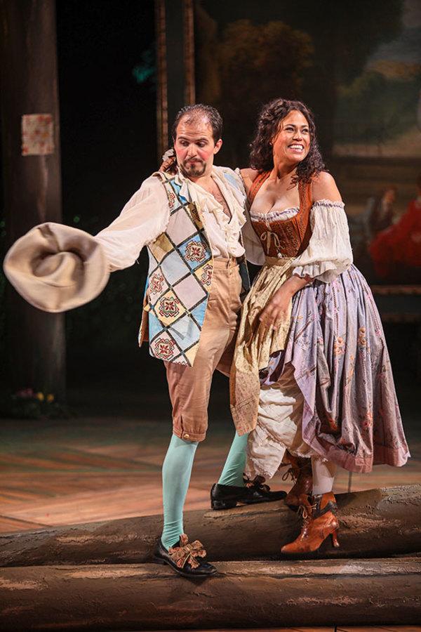 Vincent Randazzo and Yadira Correa Photo