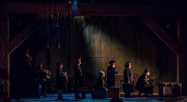 Photo Flash: First Look At The St. Louis Premiere of INDECENT