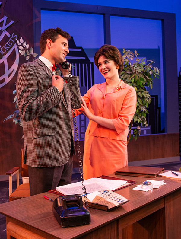 Photo Flash: The Theatre Group at SBCC Presents HOW TO SUCCEED IN BUSINESS WITHOUT REALLY TRYING