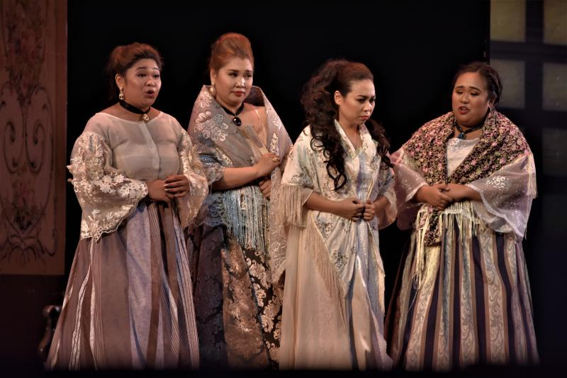 Photo/Video: First Look at the Rerun of NOLI ME TANGERE, THE OPERA; Show Opens Today!