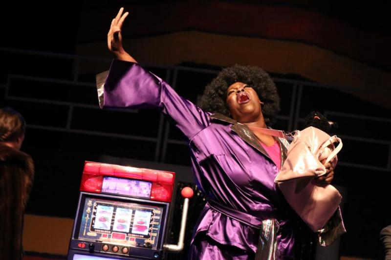 BWW Review: The Pollard Theatre Sails into Summer with DISASTER: THE MUSICAL