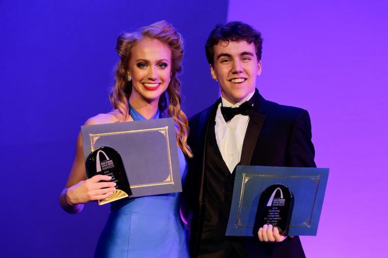 JIMMYS BLOG: Meet a Nominee from the St. Louis High School Musical Theatre Awards, Anna Gassett!