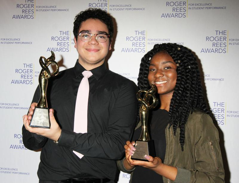 JIMMYS BLOG: Meet a Nominee from the Roger Rees Awards, Jeremy Fuentes!