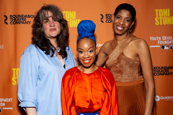 Photo Coverage: Roundabout Celebrates Opening Night of TONI STONE