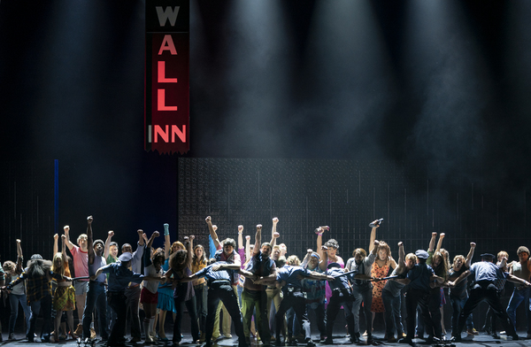 Photo Flash: Get A First Look At New York City Opera's STONEWALL