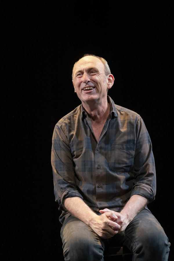 Photos: First Look at David Cale in WE'RE ONLY ALIVE FOR A SHORT AMOUNT OF TIME