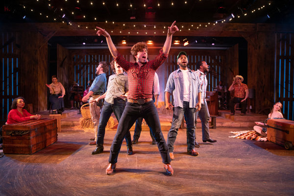 Photo Flash: First Look At OKLAHOMA! At MTH Theater at Crown Center