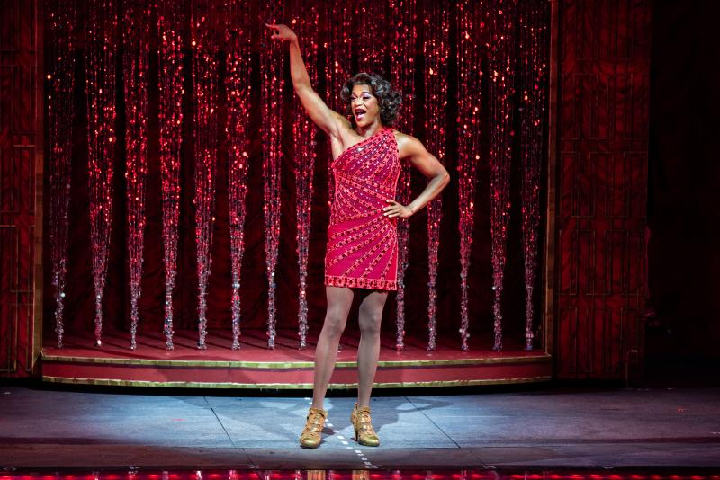 BWW Review: KINKY BOOTS Dazzles at The Muny