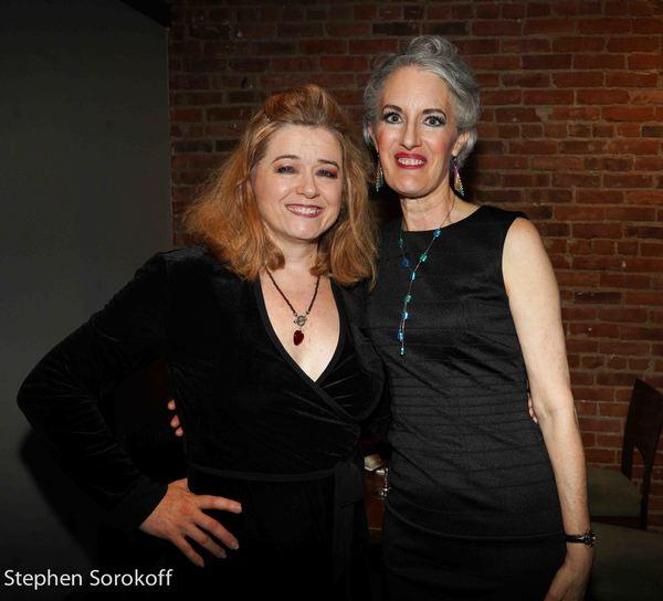 Leslie Becker & Sarah Dacey Charles Photo