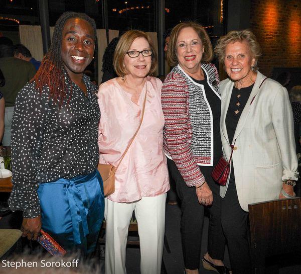 Mykal Kilgore, Julianne Boyd, Rhoda Levitt, Carole Burack Photo