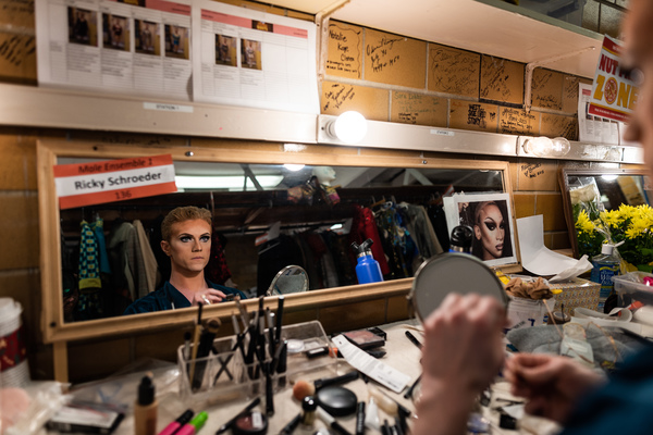 BWW Exclusive: Go Behind The Scenes of KINKY BOOTS at The Muny - Part One!
