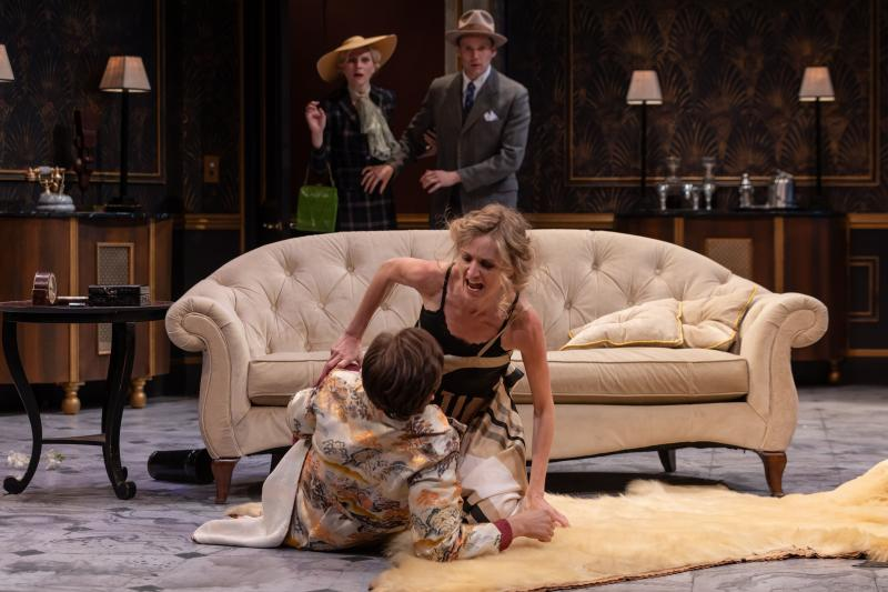 BWW Review: PRIVATE LIVES Offers a Taste of Throwback Theatre at Dorset Theatre Festival