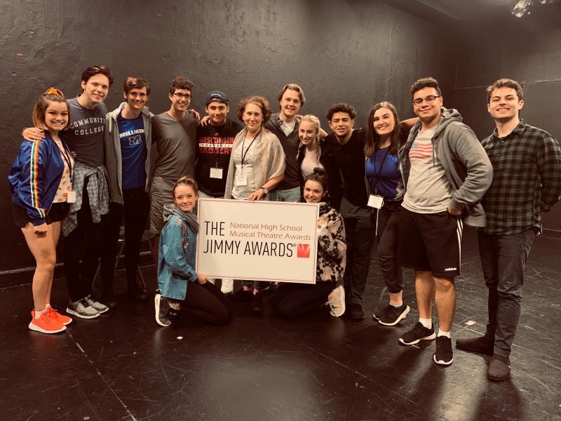 JIMMYS BLOG: Samuel Aubuchon- Pure Broadway Glory