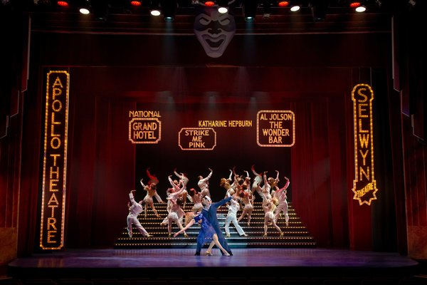 Photo Flash: Get A First Look At 42nd Street at The Ogunquit Playhouse