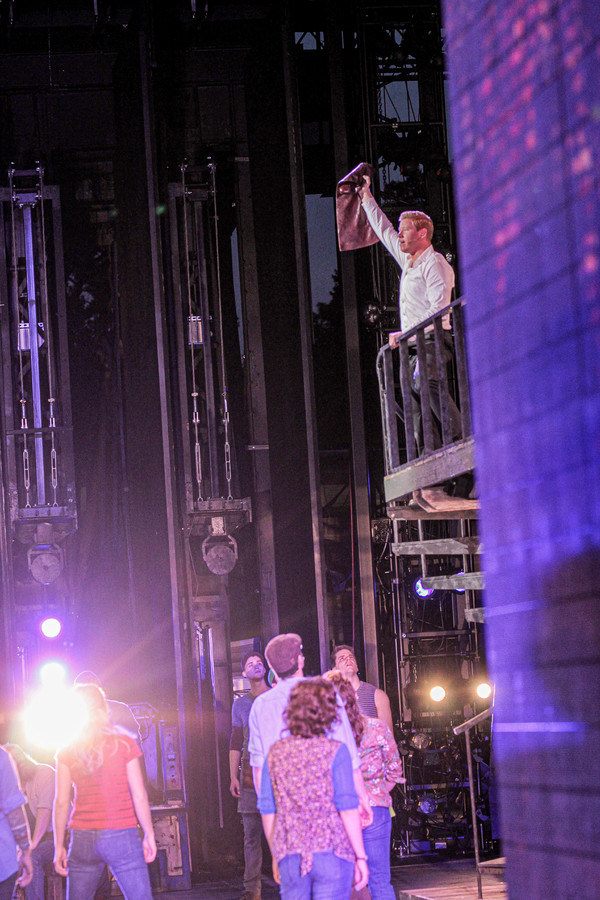 BWW Exclusive: Go Behind The Scenes of KINKY BOOTS at The Muny - Part Two!