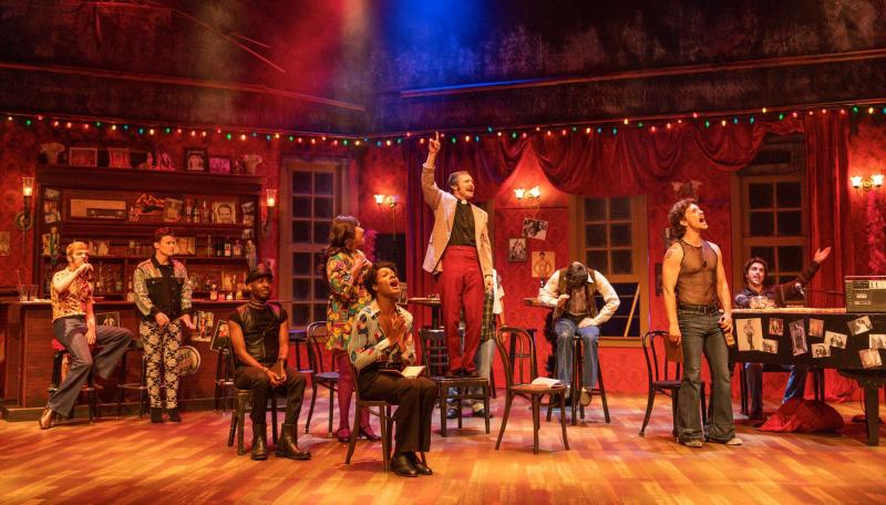 BWW Review: THE VIEW UPSTAIRS Provides a Moving Glimpse into the Past at Uptown Players
