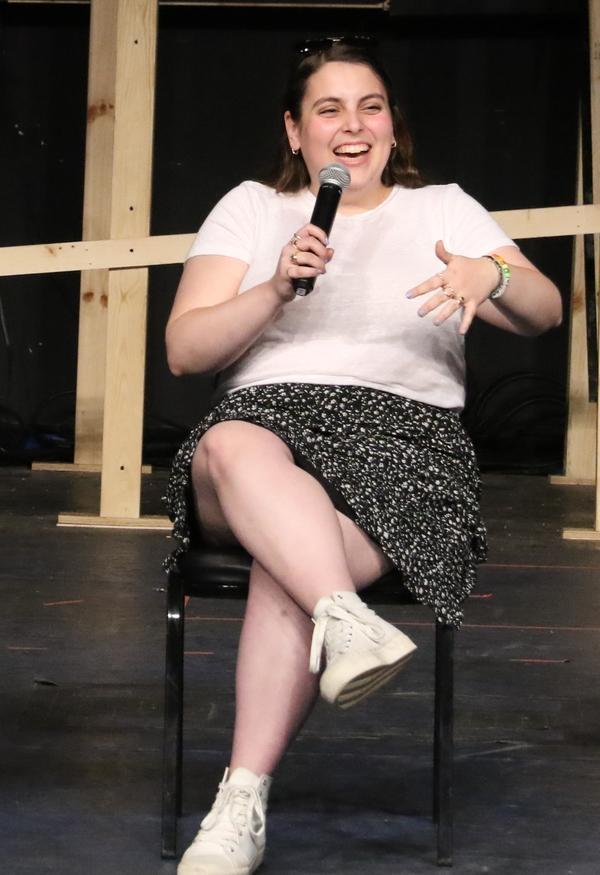 Photo Flash: Beanie Feldstein Heads Back To Summer Camp At Stagedoor Manor