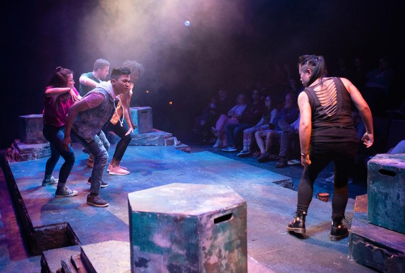 BWW Review: ArtsWest's THE LAST WORLD OCTOPUS WRESTLING CHAMPION and the Promise of Greatness