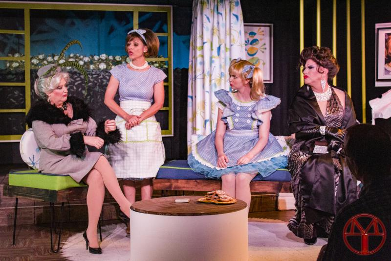 BWW Review: Desert Rose's RUTHLESS! is Nonstop, Mindless Fun