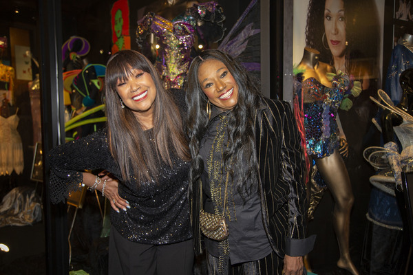 Anita and Bonnie Pointer Photo