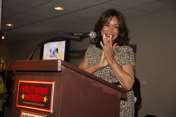 Freda Payne speak about the Sisters from the Pointer Sisters Photo