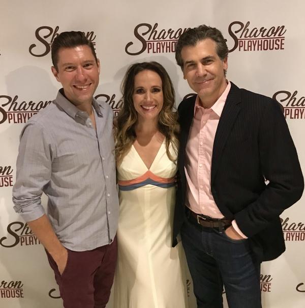 Justin Boccitto, Amanda Lea Lavergne, Joey Sorge Photo