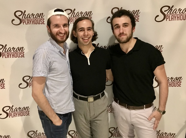 Photo Flash: Inside Opening Night of CRAZY FOR YOU at Sharon Playhouse