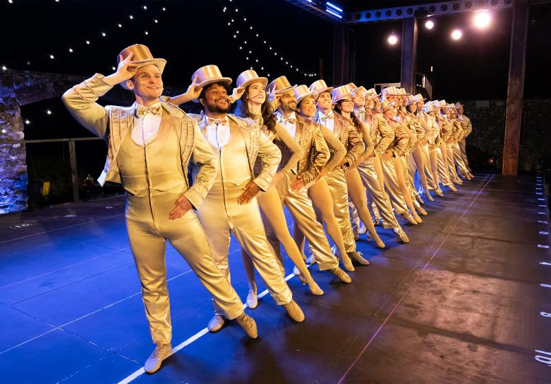 BWW Review: Transcendence Theatre Presents 'Sensational' Inaugural Production of A CHORUS LINE