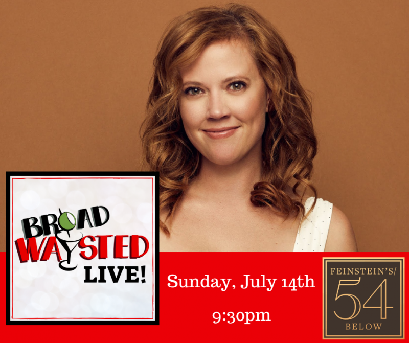 Broadwaysted Live! with Patti Murin to Come to 54 Below Next Month