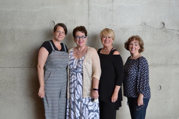Kristen Van Ginhoven, Molly Smith, Jayne Atkinson and Sherri L. Edele