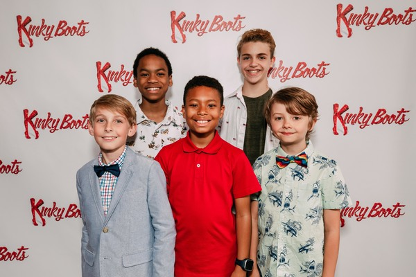 Photo Flash: KINKY BOOTS Celebrates Premiere in Movie Theatres!