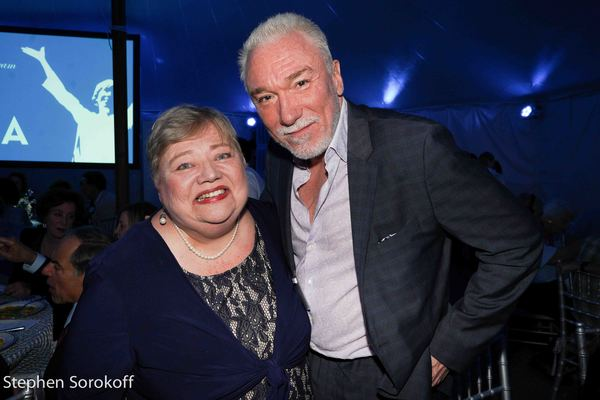 Mary Stout & Patrick Page Photo