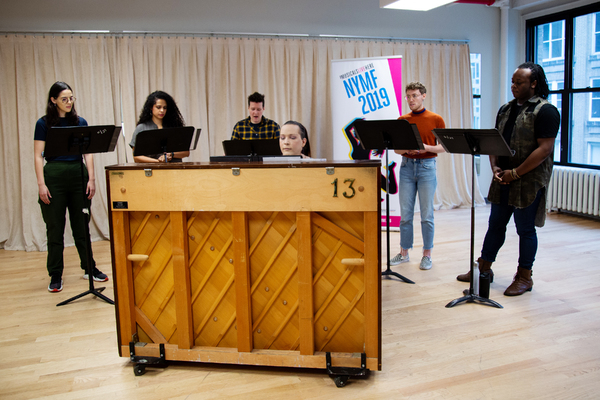Photo Coverage: Get a Sneak Peek of NYMF 2019!