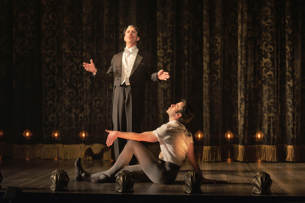 Photo Flash: First Look at the World Premiere of McNally's IMMORTAL LONGINGS