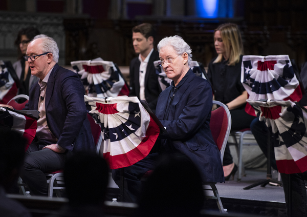 Photo Flash: Inside the Star Studded Presentation of THE INVESTIGATION