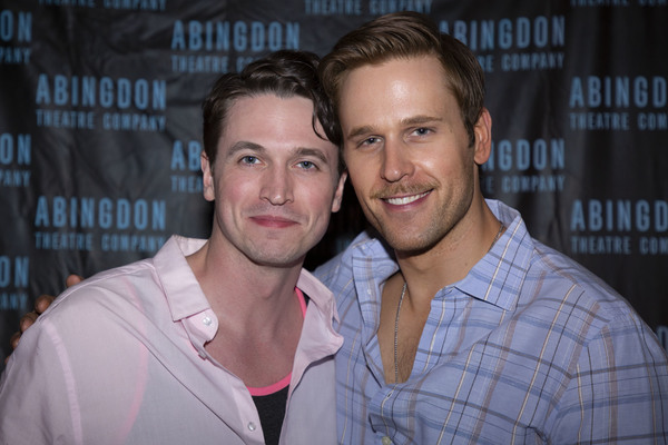 Photo Flash: Inside the Pride Week Benefit Reading of LOVE! VALOUR! COMPASSION!