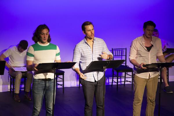 Conor Ryan, Dan Amboyer, Connor Bond  Photo