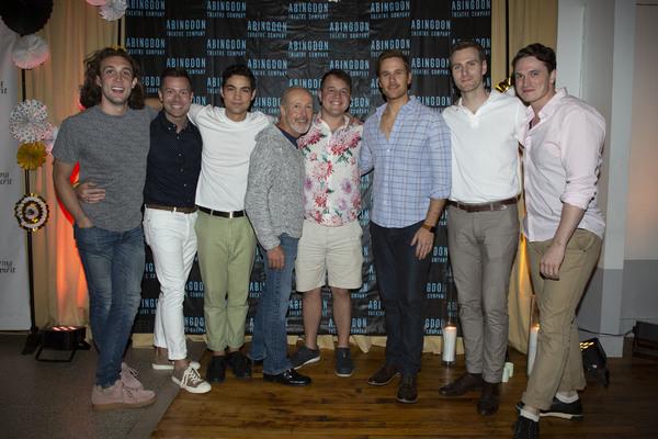 Conor Ryan, Chad Austin, Davi Santos,  John Higgins, Douglas Widick, Dan Amboyer, Mark Junek