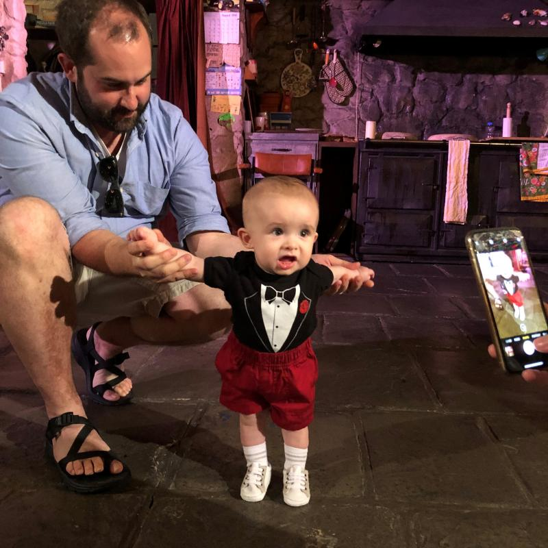 BWW Exclusive: Meet the Smallest Stars on Broadway- The Four Babies of THE FERRYMAN!