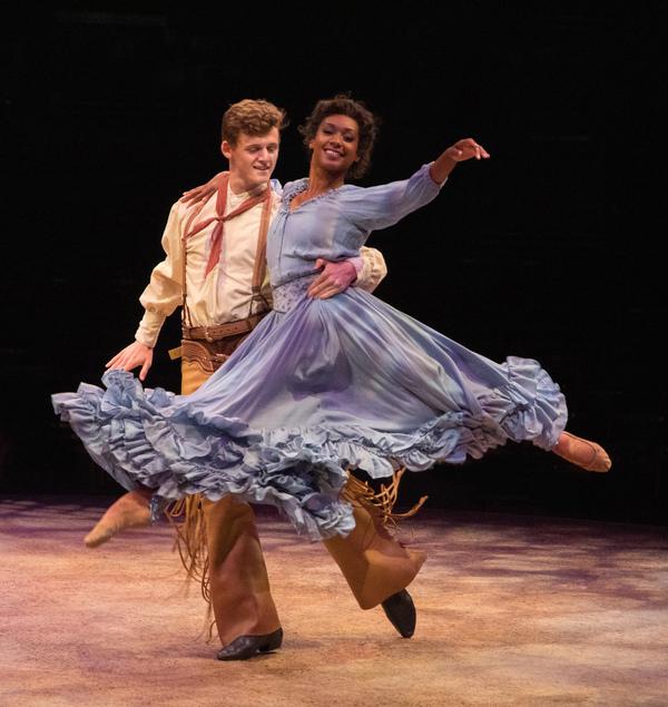 Photo Flash: OKLAHOMA at Broadway Music Circus