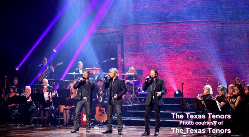 BWW Interview: The Texas Tenors Talk Their 10th Tour & Top Times