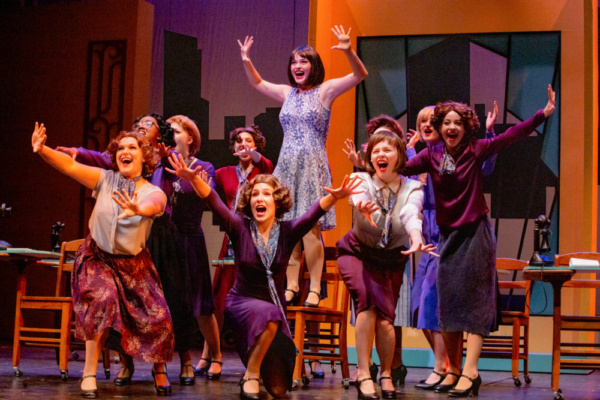Photos: Get A First Look At THOROUGHLY MODERN MILLIE At Summer Stock Stage