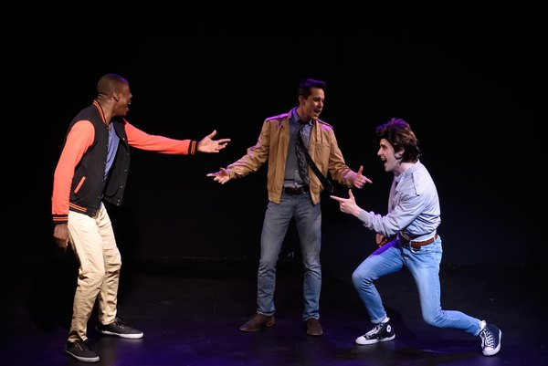 Photo Flash: STRANGER THING 2: THE MUSICAL TRIBUTE at the 2019 Hollywood Fringe Festival