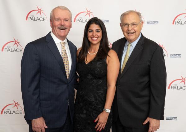 Michael Moran, Lisa Colangelo, Michael Widland Photo