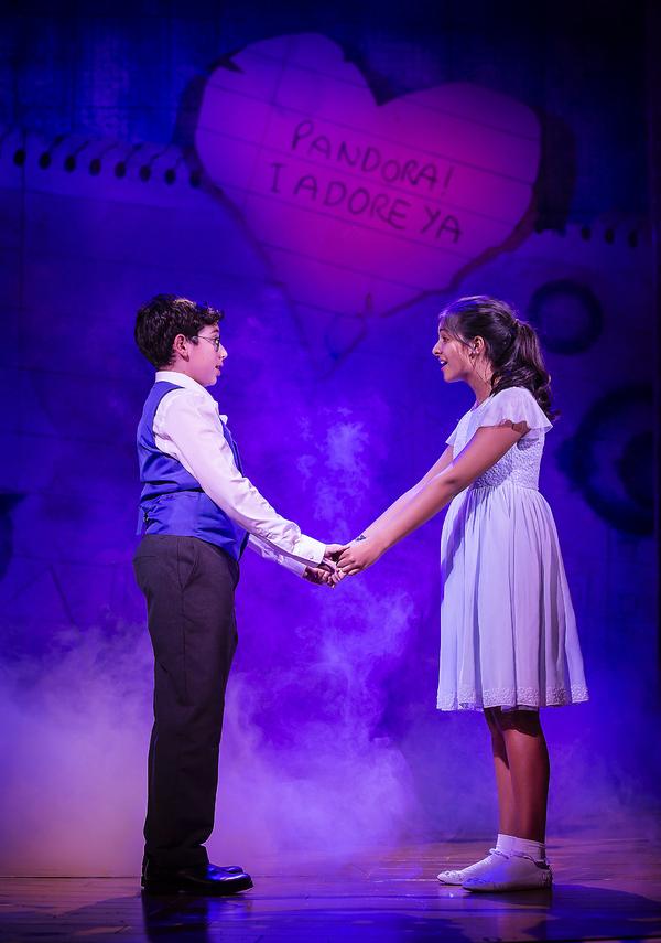 Aaron Gelkoff and Riya Vyas Photo