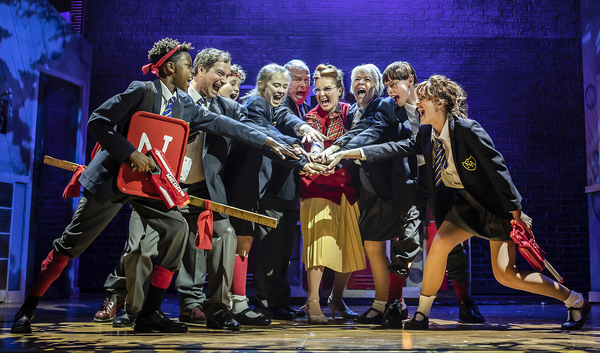 Photo Flash: First Look at THE SECRET DIARY OF ADRIAN MOLE AGED 13 3/4 - THE MUSICAL