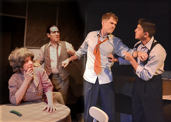 BWW Review: DEATH OF A SALESMAN at Ruskin Group Theatre